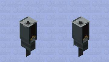 Drill boss Minecraft Mob Skin