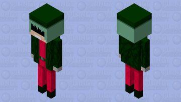 Garnnie (Friday night funkin) Minecraft Mob Skin