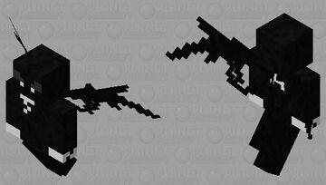 corrupted vex Minecraft Mob Skin