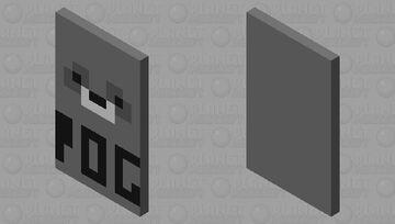 raccoon pog Minecraft Mob Skin