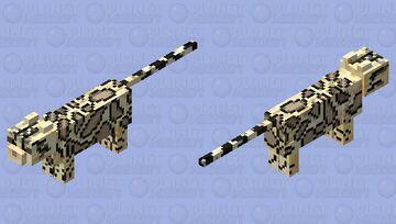 Ocelot Minecraft Mob Skin