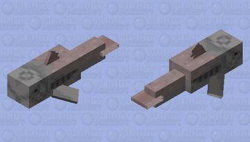 dunkleosteus (Prehistoric contest) Minecraft Mob Skin