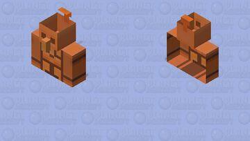 The Copper Golem/ Mob Vote Minecraft Mob Skin