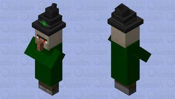 Better Witch Minecraft Mob Skin