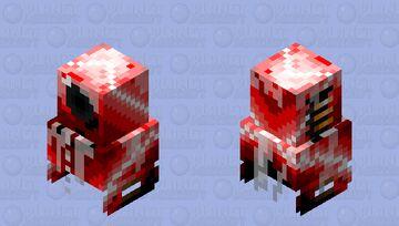 Snow canyon Minecraft Mob Skin
