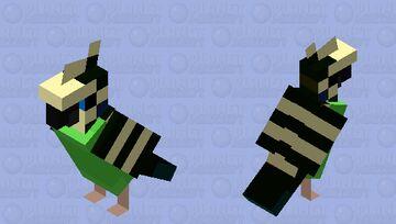 My Pet Budgie! Minecraft Mob Skin