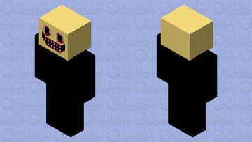 Lemon demon (Friday night funkin) Minecraft Mob Skin