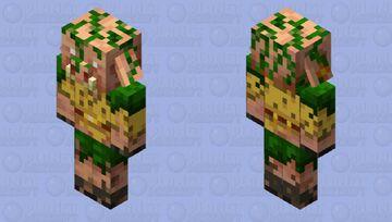 Lost In The Jungle - Piglin Minecraft Mob Skin