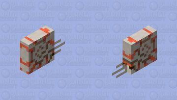 nautilus/(but alive) Minecraft Mob Skin
