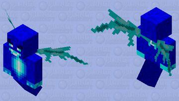 Elite Vex Minecraft Mob Skin