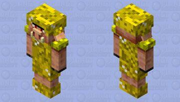 Battle piglin (pt. 2) Minecraft Mob Skin