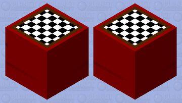 Scp 1875 Minecraft Mob Skin