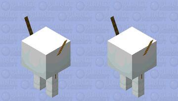 King Snow Bill Minecraft Mob Skin