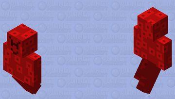Coronavirus Vex Minecraft Mob Skin