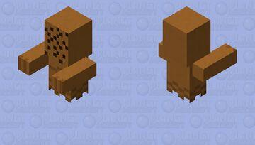 SCP-093-2 Minecraft Mob Skin