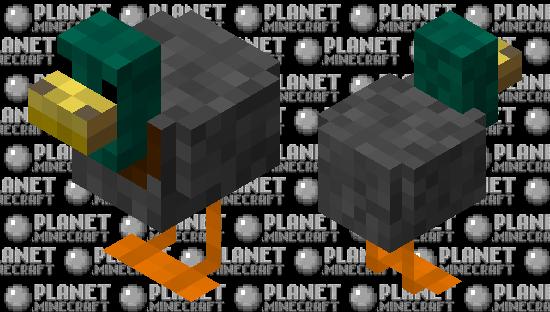 Duck Minecraft Skin