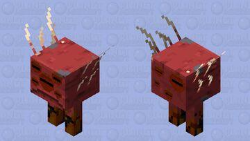 стридер Minecraft Mob Skin