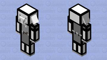 cartoon piglen Minecraft Mob Skin