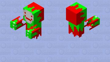 Dream - phase 4 Minecraft Mob Skin