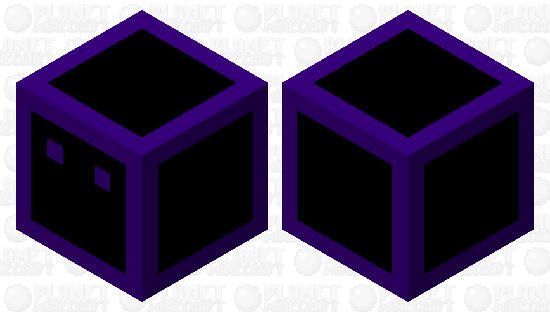 My cube (Slime) Minecraft Skin