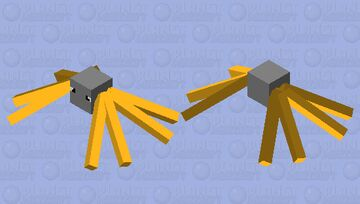 Fryder Minecraft Mob Skin