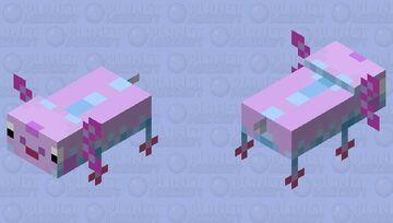 Moonzy | Лунтик Minecraft Mob Skin