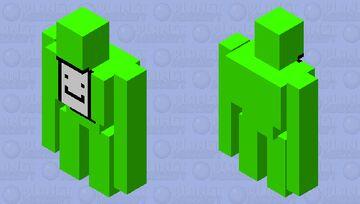 Dream Golem Minecraft Mob Skin