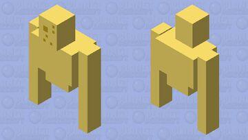 SCP-093 Minecraft Mob Skin