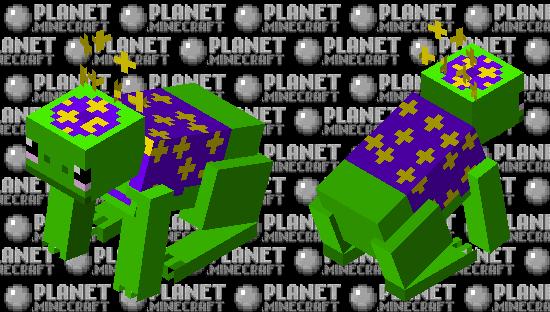 Magical Froggo Minecraft Skin