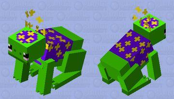 Magical Froggo Minecraft Mob Skin