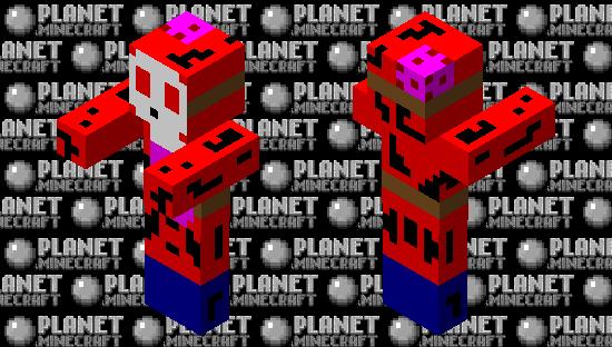 Zombie Shy Guy (Java) Minecraft Skin