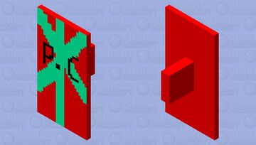 |Game pack| P.C (Parrot City) Default Sheld! Minecraft Mob Skin