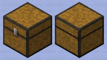 Minecraft texture pack - Shulker Chest  / box Minecraft Mob Skin