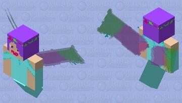 Fairy-vex Minecraft Mob Skin