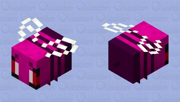 Aphmau Bee Minecraft Mob Skin