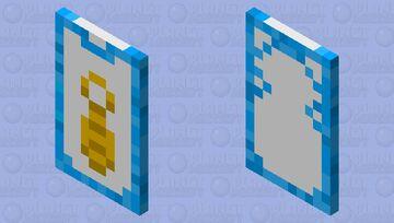 Spooky's Zipper Minecraft Mob Skin