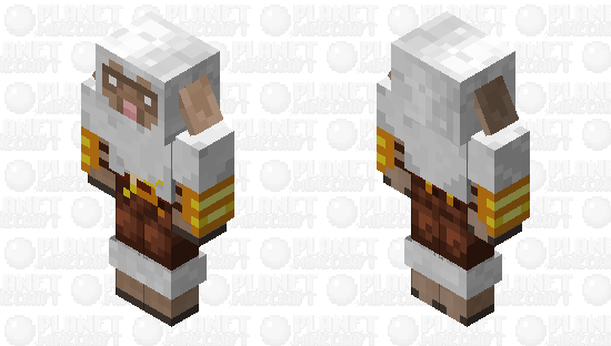Sheeplin Brute / java Minecraft Skin