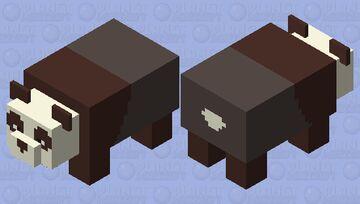 Shiny Pancham Minecraft Mob Skin