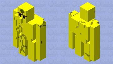 Golem Of Undynig Minecraft Mob Skin