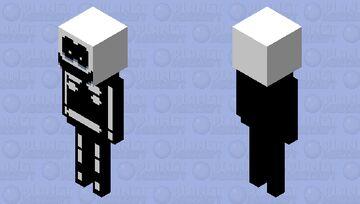 Skid (friday night funkin) Minecraft Mob Skin