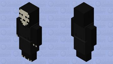 SCP-1471 Minecraft Mob Skin