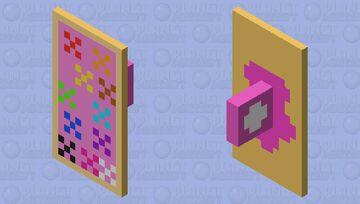 Biscuit Shield Minecraft Mob Skin