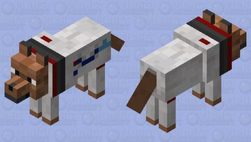 Cosmo - MCU Minecraft Mob Skin