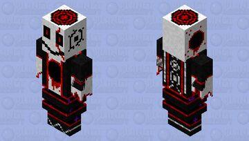 Crawler Minecraft Mob Skin