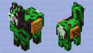 idk i was just bored Minecraft Mob Skin