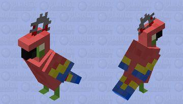 Dead Bird Minecraft Mob Skin
