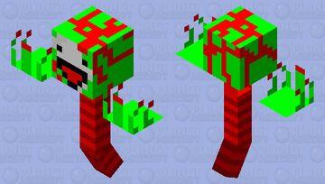 Dream - phase 5 Minecraft Mob Skin