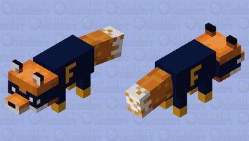 Super Foxy Minecraft Mob Skin