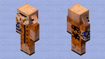 Inmate piglin (pt. 3) Minecraft Mob Skin