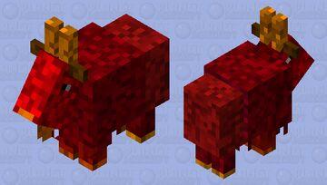 nether goat Minecraft Mob Skin